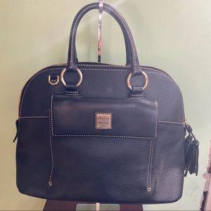 NEW Authentic Dooney & Bourke satchel